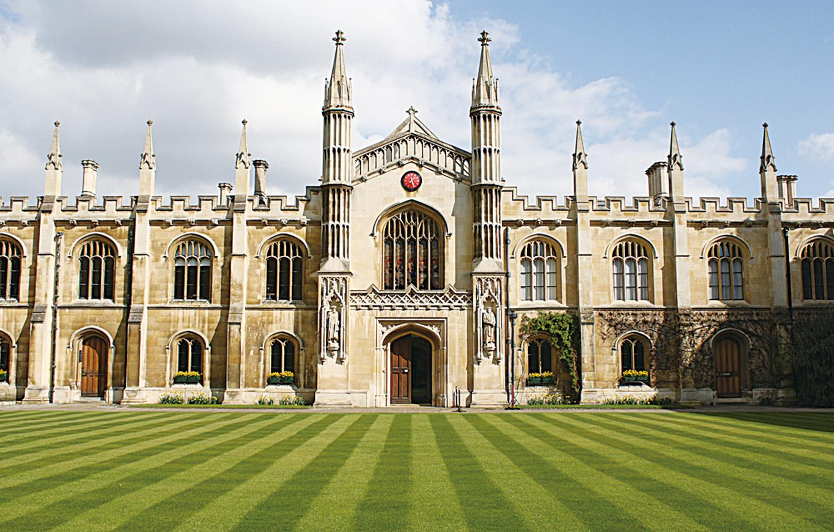 英國劍橋大學。(deposit photos)