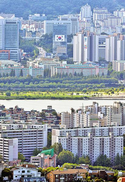 4月韓民間公寓  每尺約售2,050港元