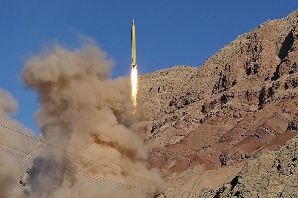 5月17日,美國財政部在一份聲明中發表對支持伊朗的彈道導彈計劃的伊朗官員、伊朗公司及一名中國公民和三家中國公司的制裁。(AFP)