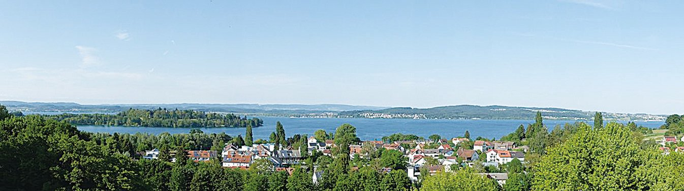 康斯坦茨美麗的湖景。(維基百科)