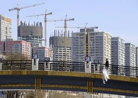 樓市調控兩個月 大陸七十大中城市房價仍漲