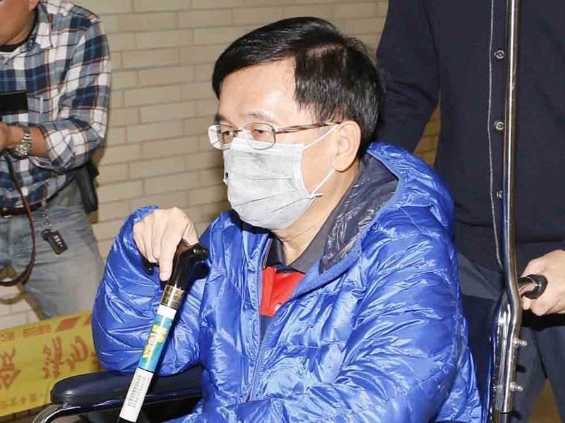 陳水扁將出席募款餐會 台中監獄提「五不」