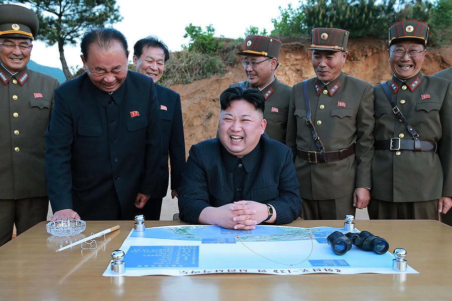 北韓核試 英媒:搧了中共一記耳光