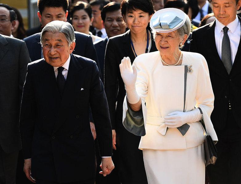 日本內閣修法 明仁天皇有望明年退位