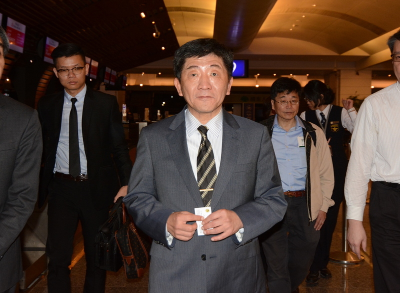 台衛福部長赴世衛大會:會向中共表達憤怒