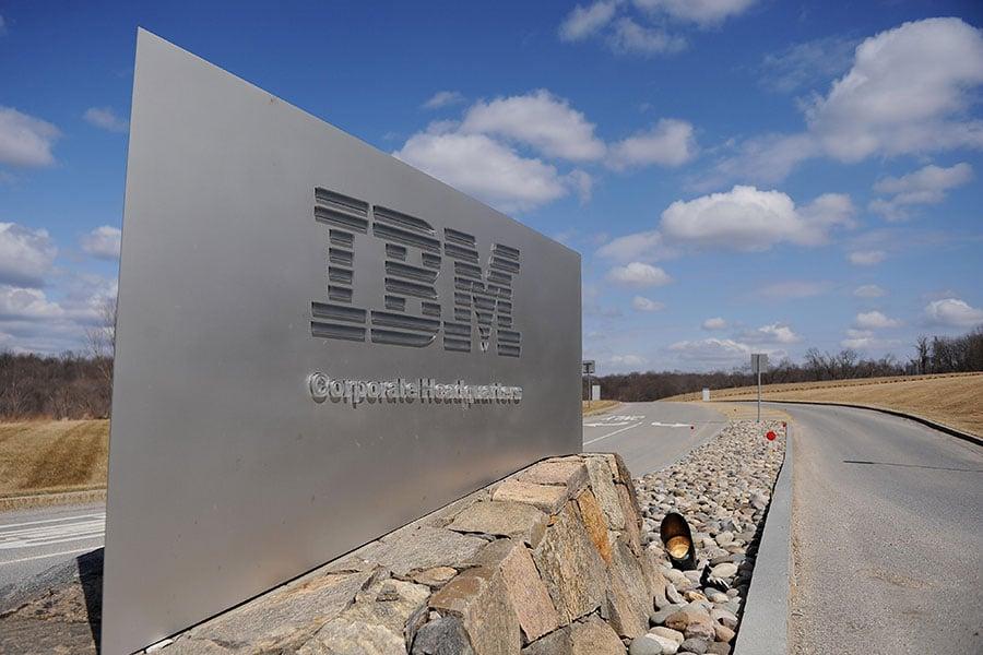 華盛頓時報報道,IBM前員工華裔男子徐家強(音譯,Xu Jiaqiang)認罪,承認犯下經濟間諜罪以及竊取商業機密罪。面臨最高75年監刑。(STAN HONDA/AFP/Getty Images)