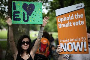 今年六月大選 英國人最關注甚麼