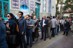 伊朗總統大選初步結果 魯哈尼贏得連任