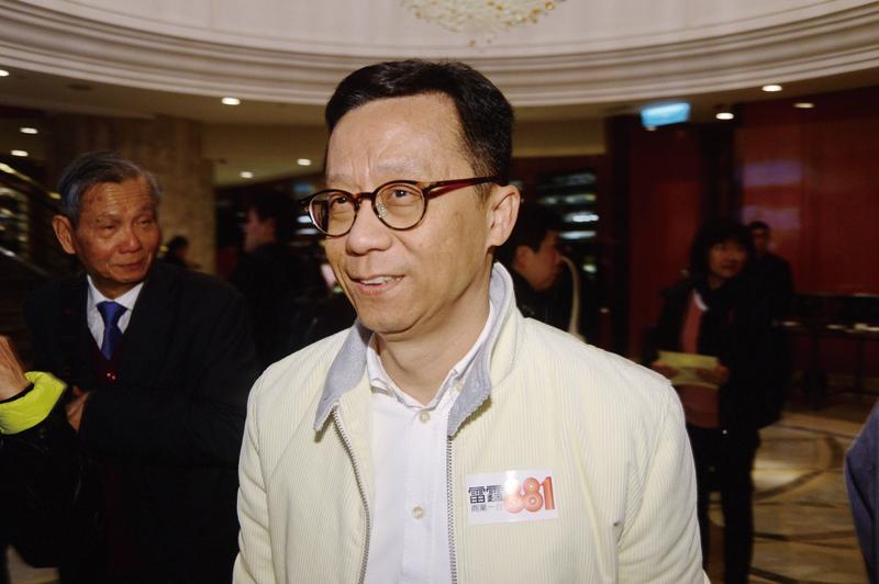 香港電視主席王維基稱,將用心籌備下一輪發展,會繼續製作劇集。他認為,香港如不想喪失文化,一定要做劇集。(宋祥龍/大紀元)