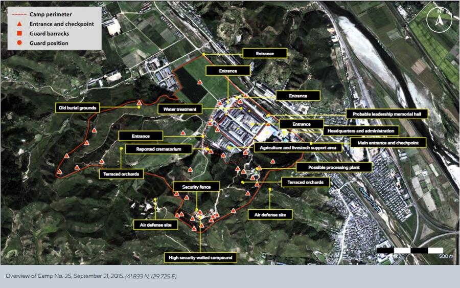 獲釋加國人稱北韓設秘密監獄 關滿西方人