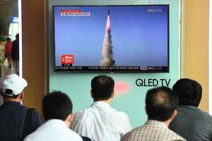 金正恩指示實戰部署北極星二型戰略導彈