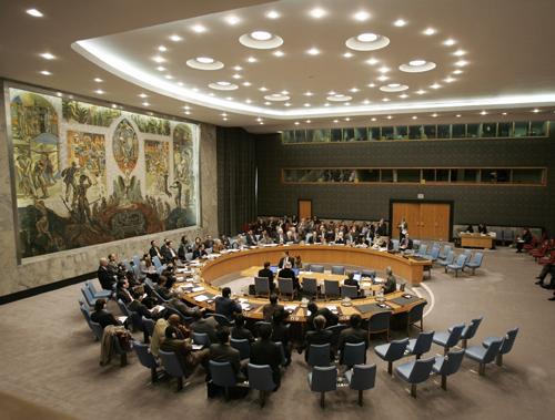聯合國安理會5月23日將召開緊急會議,就北韓最新的一次彈道導彈試射,商計對策。安理會可能會出台更加嚴厲的制裁措施。(Getty Images)