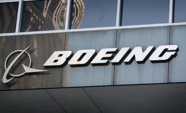 波音公司周日(5月22日)宣佈,該公司與沙特簽署了幾項國防和商業交易,包括向沙特出售軍用飛機和客機。圖為位於伊利諾芝加哥的波音公司總部。(Getty Images)