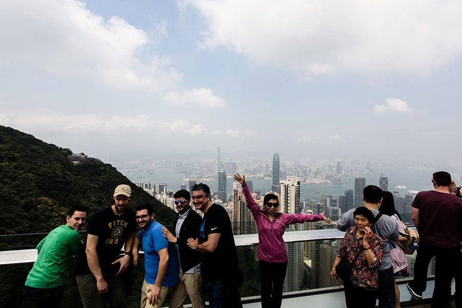2016全球最多訪客城市 香港再度蟬聯