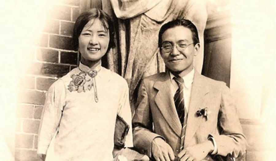 梁思成林徽因才子佳人夫唱婦隨與中華古建築結緣
