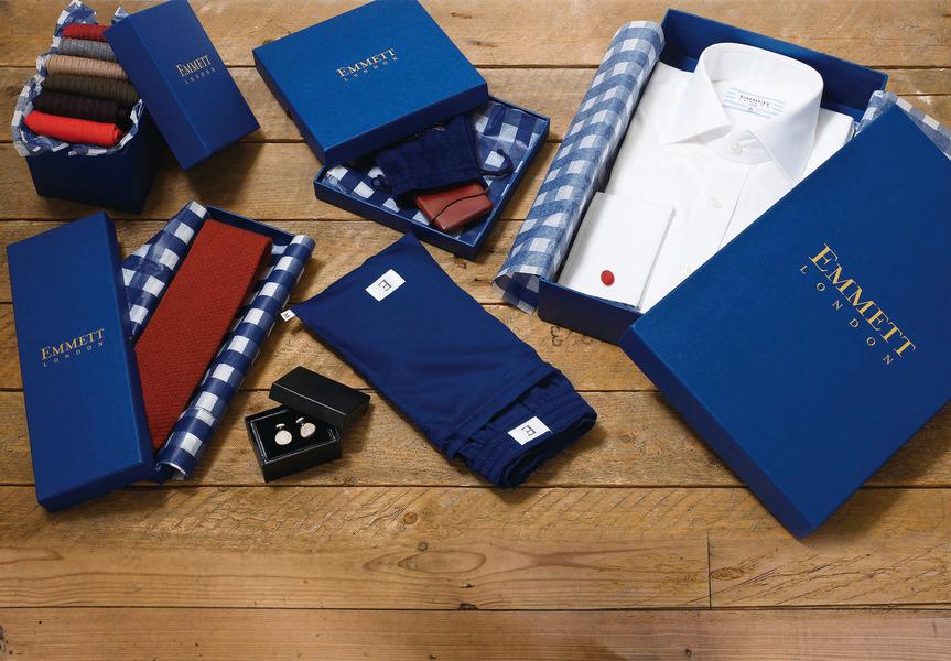 一生只做一件事 英國紳士恤衫Emmett  London 的匠心精神(三) 傑明街名牌 性價比最高的貴族恤衫
