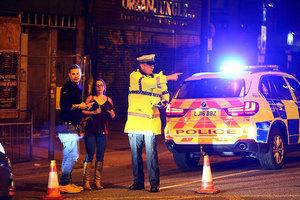 英國演唱會大爆炸 至少22死59傷
