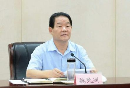 5月22日,中共省部級高官、陝西省人大常委會副主任魏民洲落馬。魏民洲5個月前剛卸任西安市委書記一職,其落馬正值王岐山派巡視組殺「回馬槍」之後。(網絡圖片)