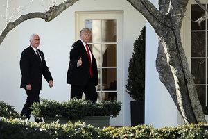 白宮準備籌建戰情室 助特朗普抵禦政治構陷