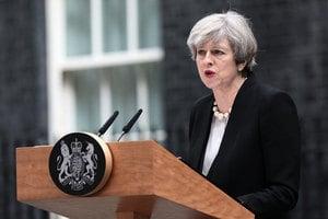 曼城恐襲後 英相文翠珊擬縮短G7會議行程