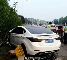 安全事故頻發 河南男子駕車衝市場三死八傷