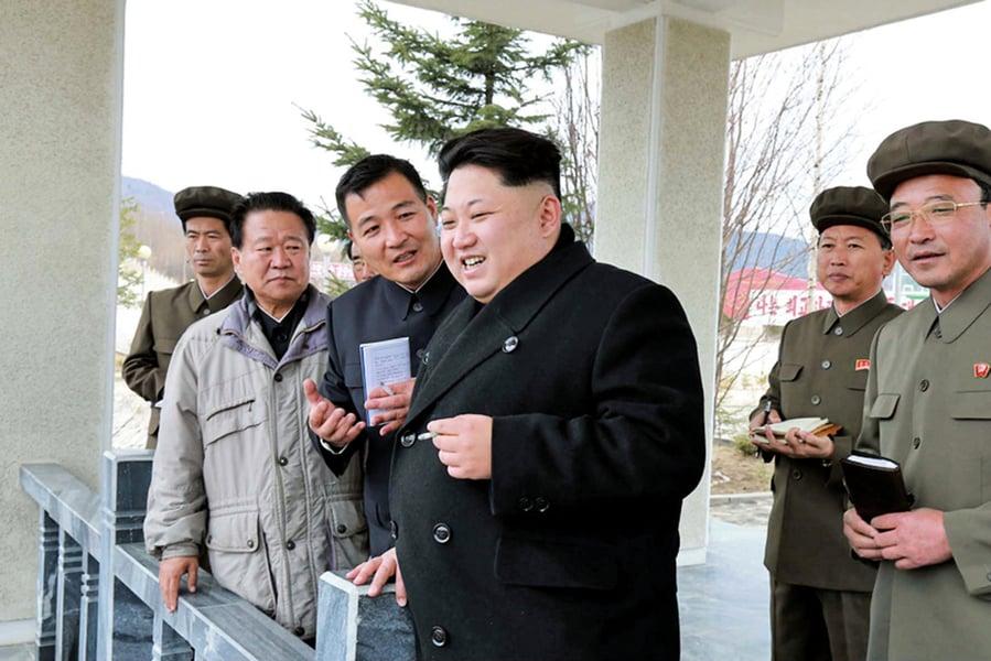 金正恩與毛岸英走的都是不歸路——由北韓試射彈道導彈想到的
