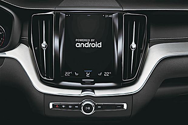 新的系統在全球最佳人機交互系統 —— SENSUS智能車載互聯系統上,實現了無縫的匹配。Volvo預計該系統將於兩年內應用於旗下量產車型上。(Volvo)