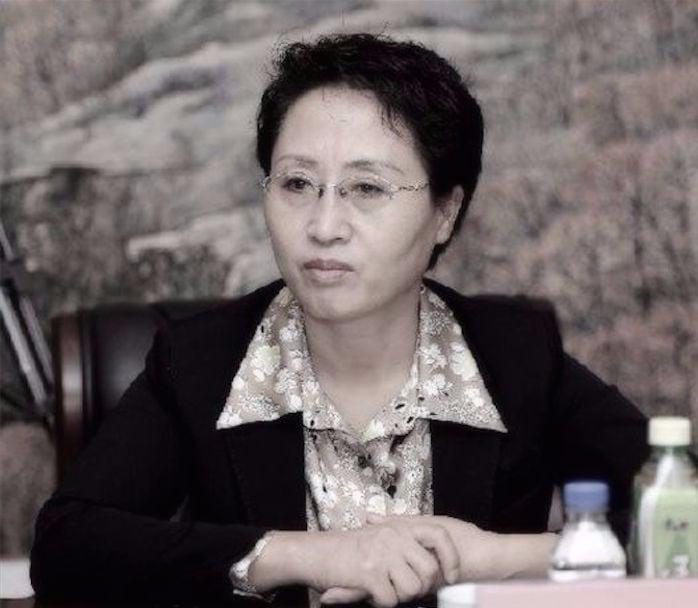 吉林省工業和信息化廳副廳長翟憲枝被查。(網絡圖片)