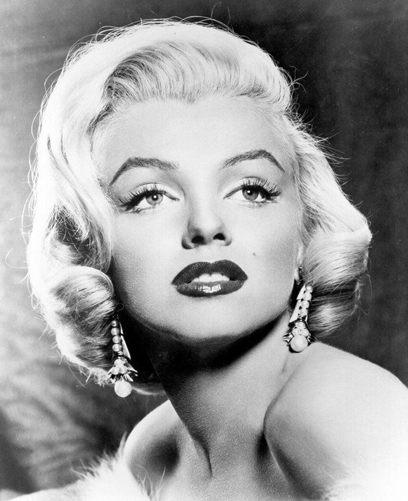 美國上個世紀50年代著名影星瑪麗蓮夢露(Marilyn Monroe)之死至今仍是個謎團。(Wikimedia Commons)