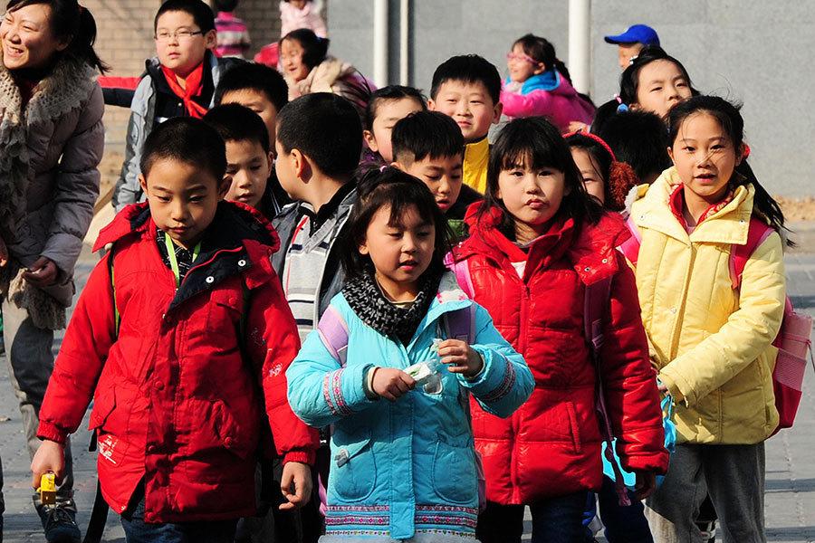 學者:中國面臨一億兒童的教育問題