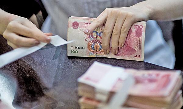 從7月1日開始,北京當局將啟動對非居民和機構在大陸境內金融帳戶的調查。(AFP)