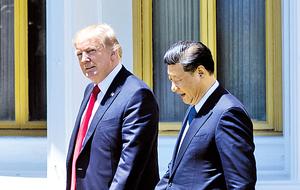 美為何遲未制北韓? 習近平密商特朗普寬限百日