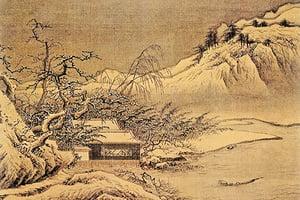 【經典名作中的秘密】江雪的重量