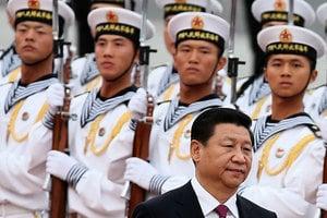 習近平視察海軍機關 傳多名海軍將領被查