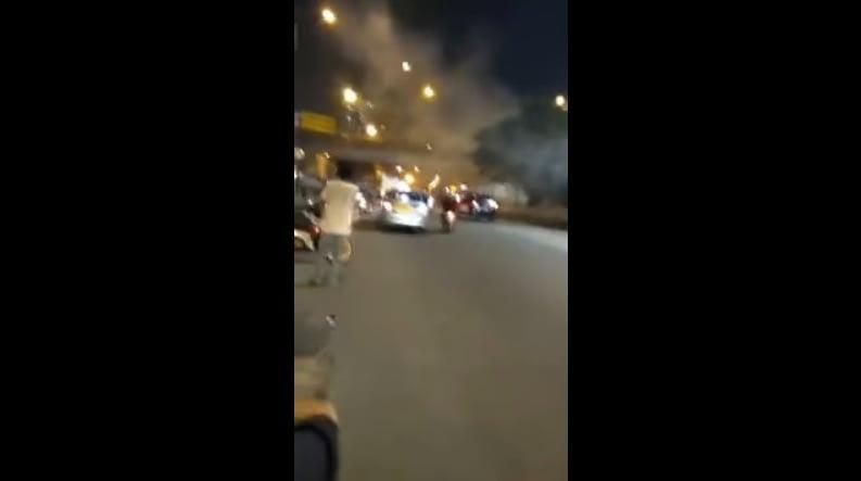 雅加達自殺炸彈襲擊 一警察遇難