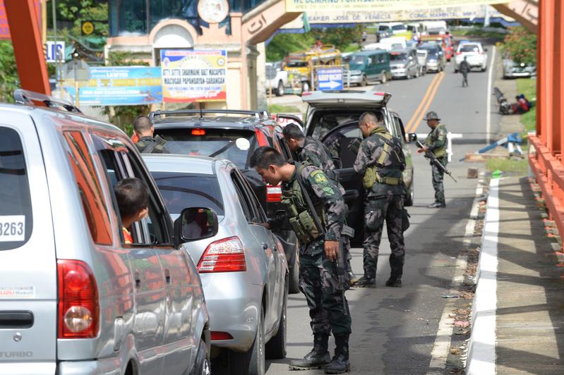 為收復IS控制城市 菲律賓實施空襲