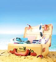 假期出遊 行李箱中美容必備品清單