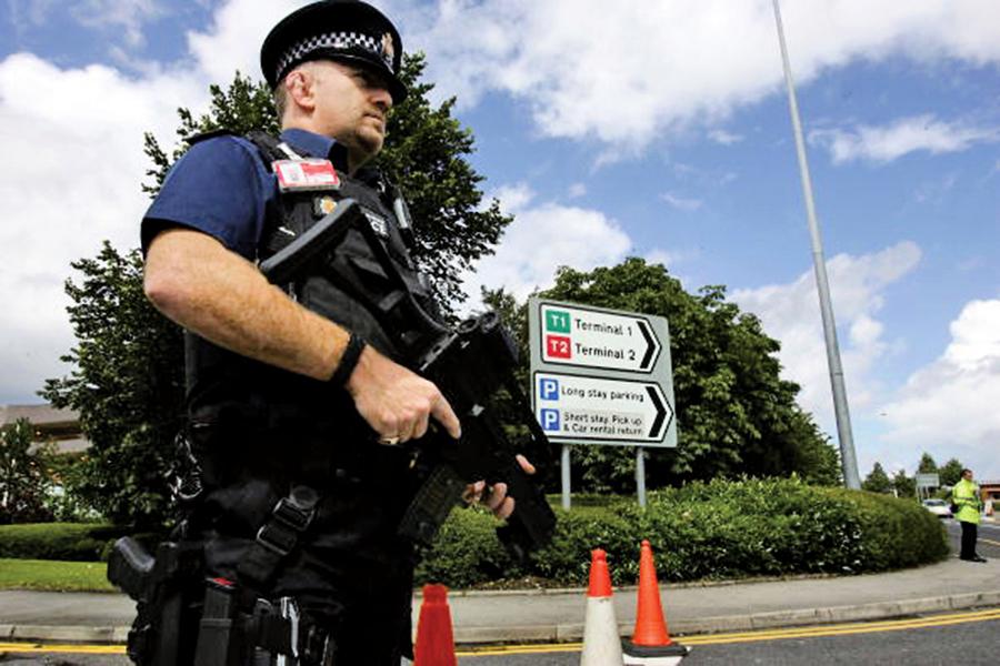 英國曼城爆炸案再捕兩嫌犯