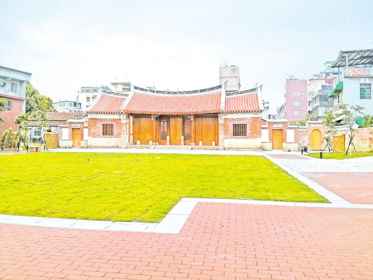 鳳儀書院是現今台灣保留的15座書院古蹟中規模最大、最完整的一座。(SSR2000/Wikipedia)