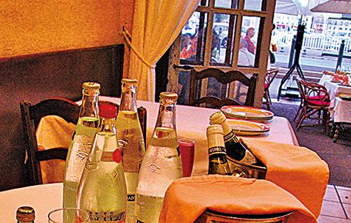 普羅旺斯就以它的葡萄酒、香草、美食牽引著世人的心。(大紀元/李哲熙)