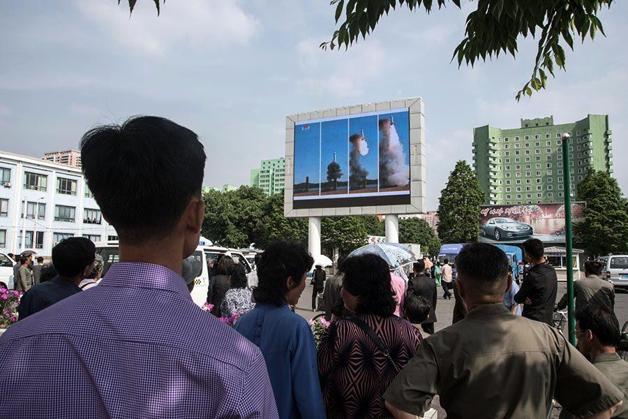 美國會議員提法案 禁止國人到北韓旅遊