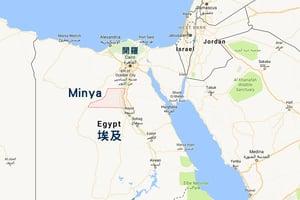 埃及基督徒遭槍擊 至少26死