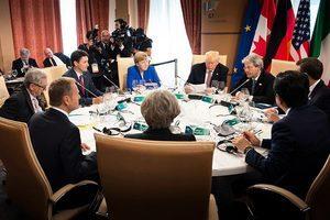 特朗普參加G7峰會五大看點
