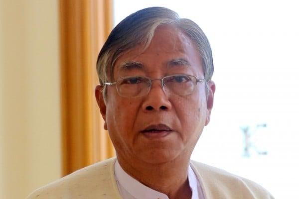 緬甸新總統誕生 昂山素姬親信吳廷覺當選