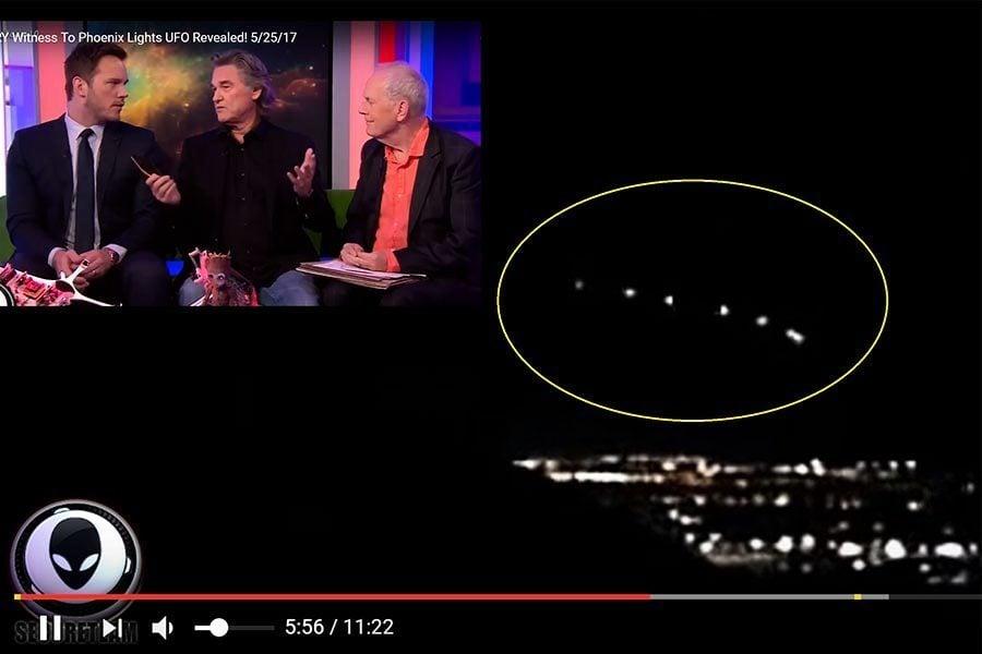 打破20年沉默 美影星首次披露目擊UFO經歷