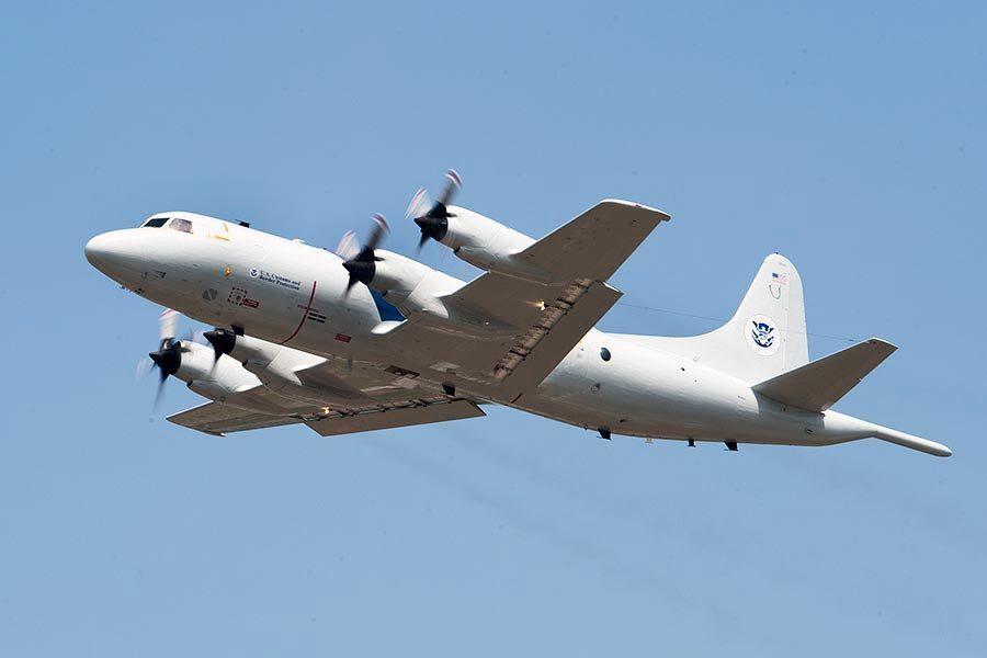 美巡航南海當日 海軍偵察機再遭中方攔截