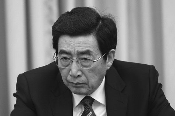 5月27日官方公佈,郭金龍免去北京市委書記職務,調任中央精神文明建設指導委員會副主任。(網絡圖片)