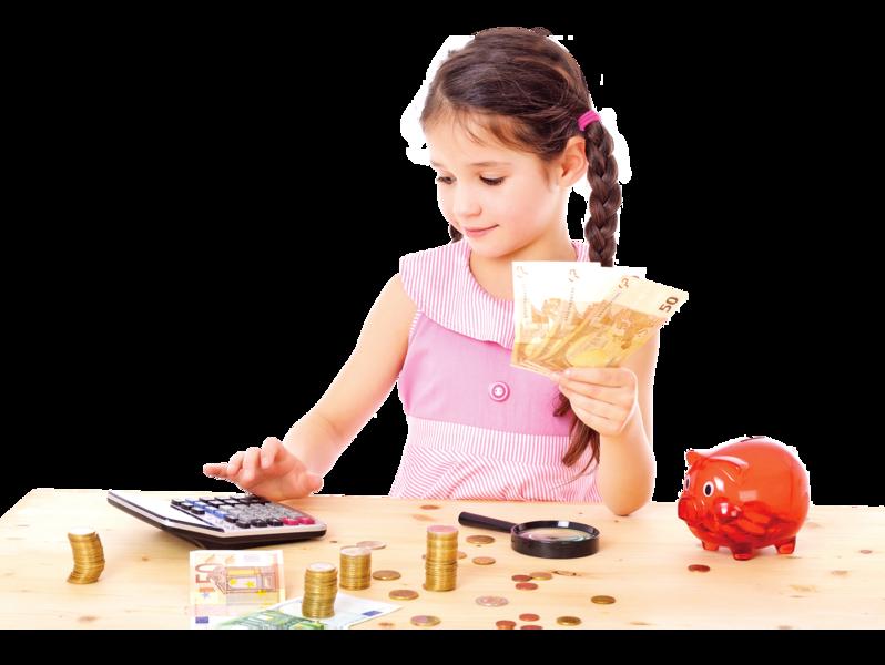 撫養孩子的8大省錢訣竅