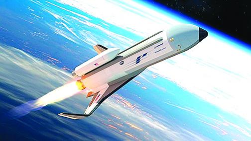 美研發可發射衛星的太空飛機