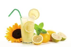 檸檬汁的健身功效